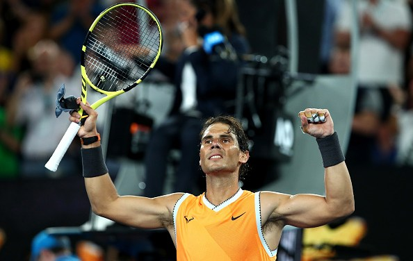 Melbourne   Nadal storms into last four