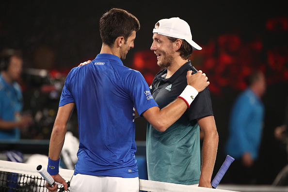 Melbourne   Djokovic sets up dream final