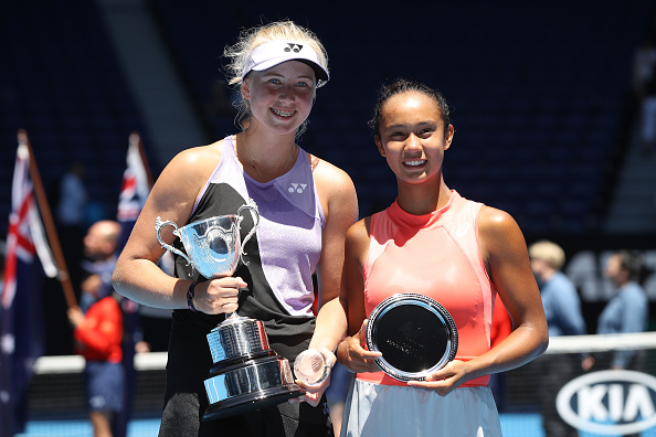 Melbourne   Tauson and Musetti claim junior titles