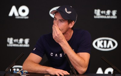 Melbourne | Sir Andy Murray confirms retirement plans