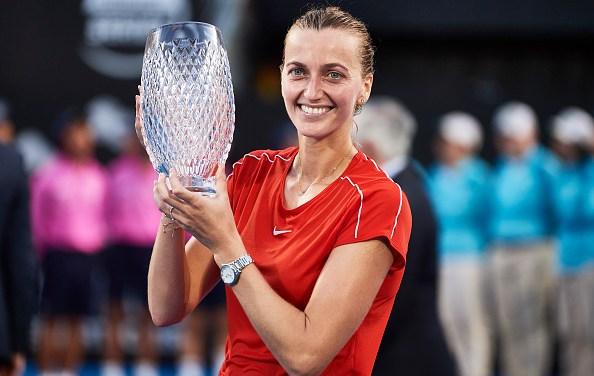 Sydney | Kvitova dashes Barty's hopes