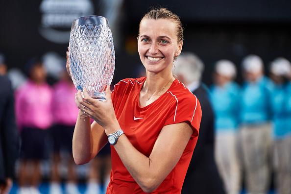 Sydney | Kvitova dashes Barty's hopes