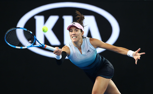 Melbourne |  Muguruza prevails over Konta into the wee hours