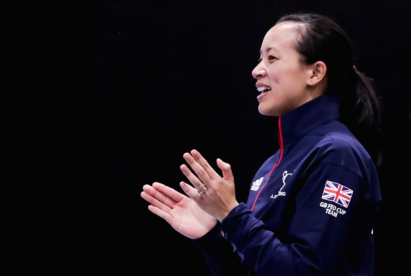 London | Keothavong announces her Fed Cup team