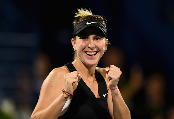 Dubai | Bencic ends four year drought