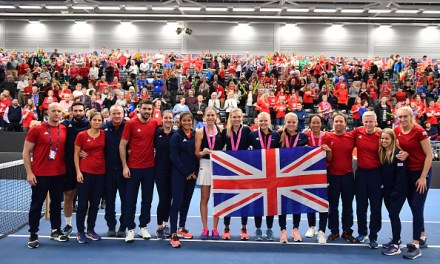 Bath   Konta collapses but wins for Britain