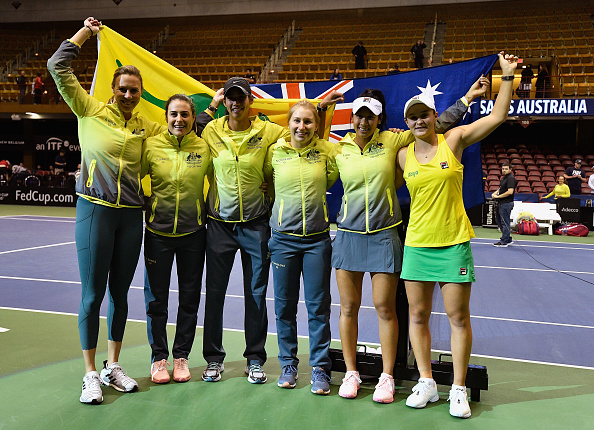 Fed Cup | Semi-finalists and Play-Offs determined after thrilling weekend