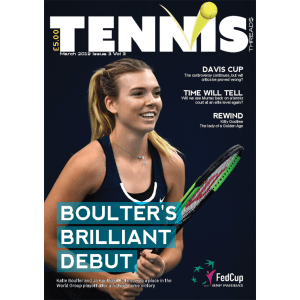 Tennis Threads Magazine - Issue 3 Vol 3