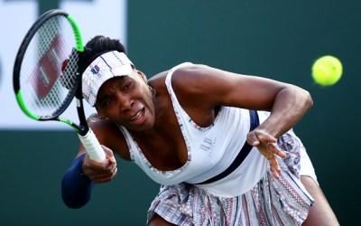 Indian Wells | Venus Williams takes out Kvitova