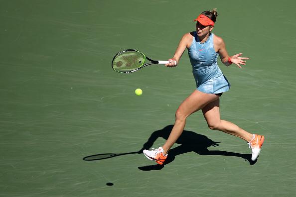 Indian Wells   Bencic continues her run