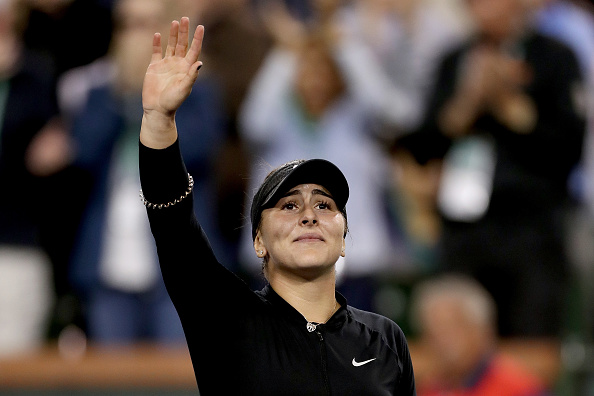 Indian Wells | Andreescu continues to surprise opponents