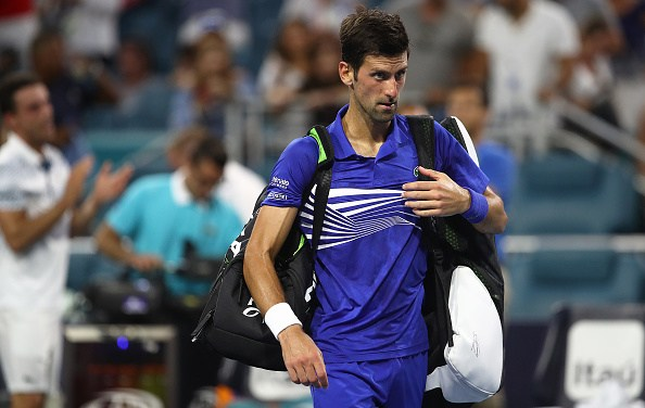 Miami | Djokovic is downed yet again