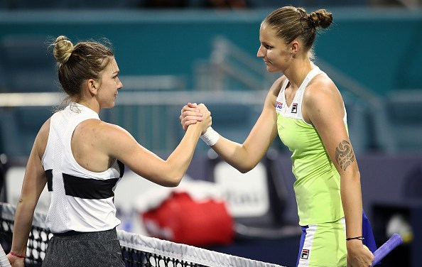 Miami | Pliskova and Barty to contest final