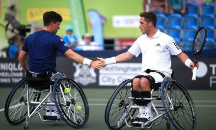 Ramat   Great Britain men claim second World Team Cup wheelchair tennis title