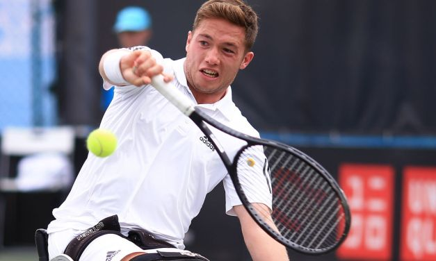 Ramat   Great Britain's men to go for gold at wheelchair tennis World Team Cup