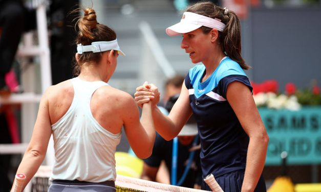 WTA | Konta is eliminated by world No.3 after valiant effort