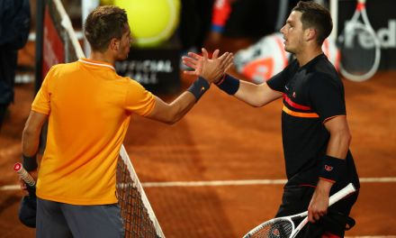 Rome | Norrie beaten by Coric, Zverev crashes out