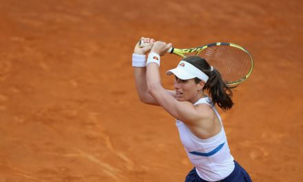 Rome | Konta reaches semi-finals, will play Bertens