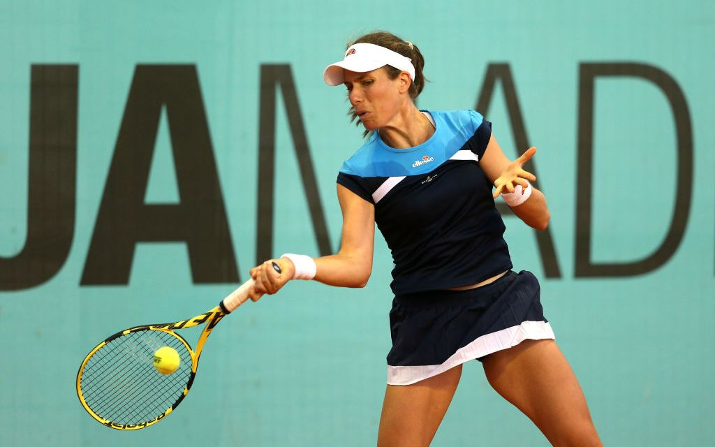 Madrid Open | Konta keeps up her impressive clay form