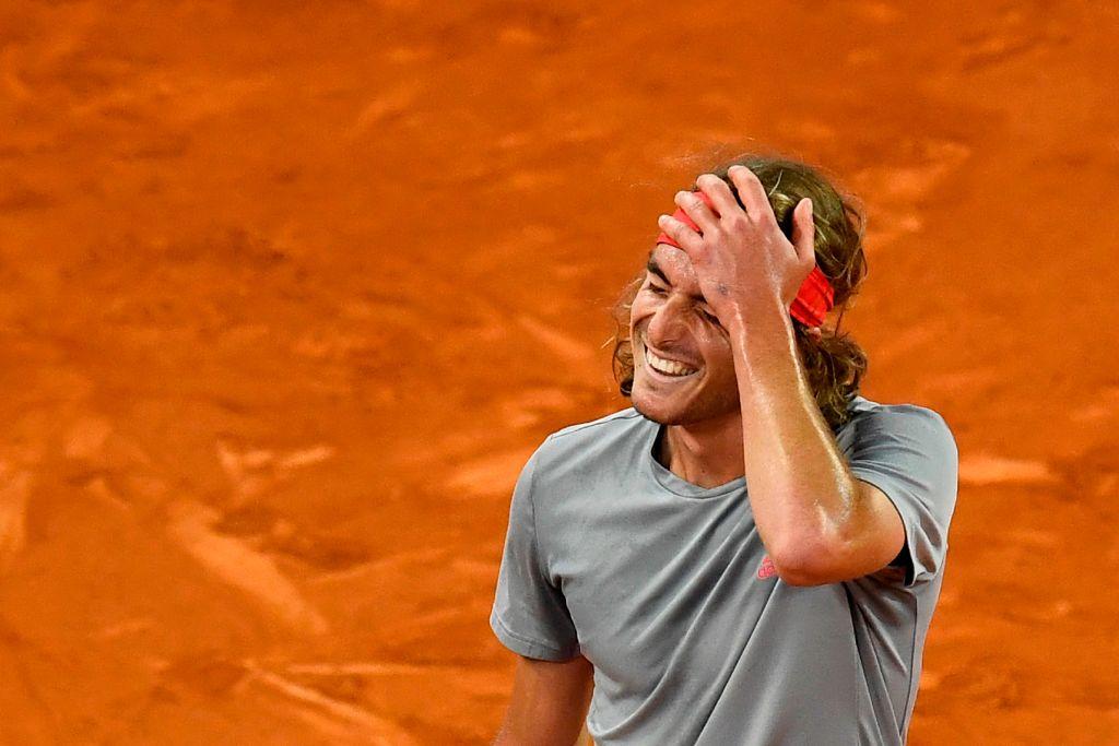 Madrid   Tsitsipas intensifies Nadal's struggles, will meet Djokovic in the final