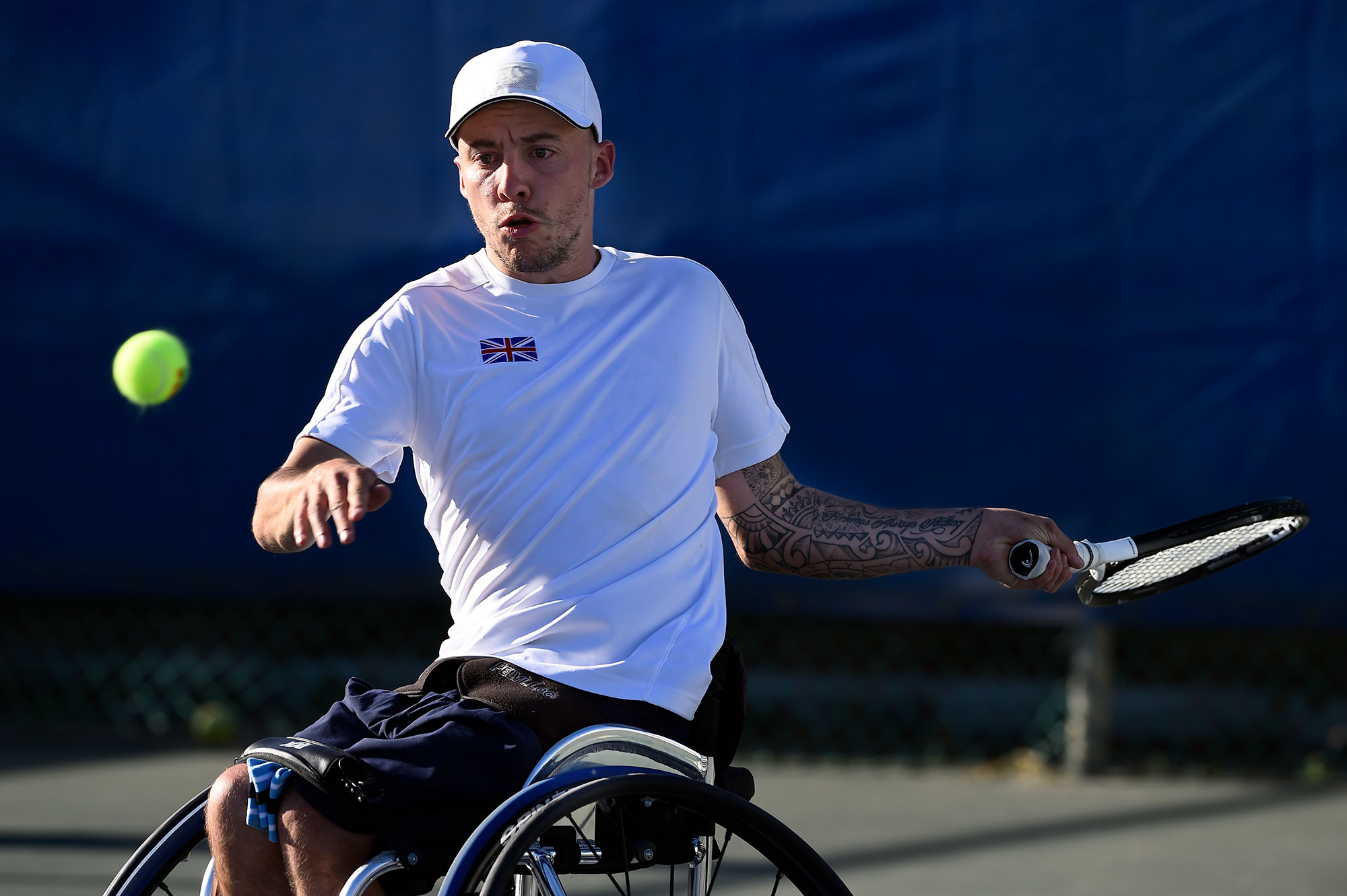 Ramat   Great Britain wheelchair tennis teams in contention  for historic medal haul at World Team Cup