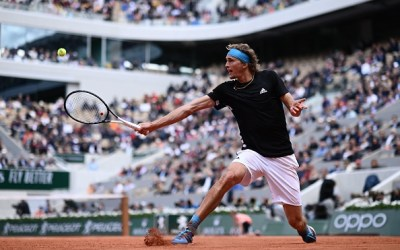 Paris   Zverev, Federer – Reflections of style in the city of style