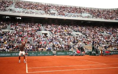 Paris | Federer makes his long awaited return