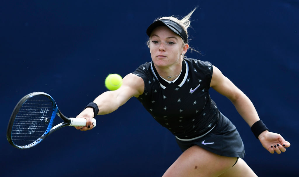 Ilkley | Katie Swan despatches the No.2 seed