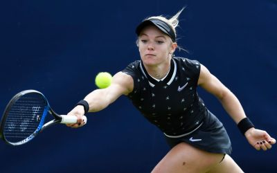 Ilkley   Katie Swan despatches the No.2 seed