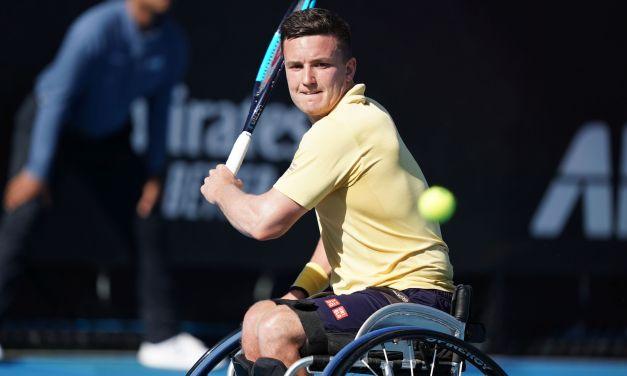 Paris | Reid beats the Wheelchair World No1.