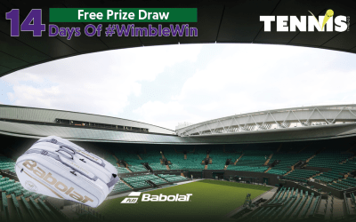 #WimbleWin Day 4 | Babolat 12 Pack Bag