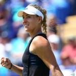 Eastbourne | Kerber to face Pliskova for title