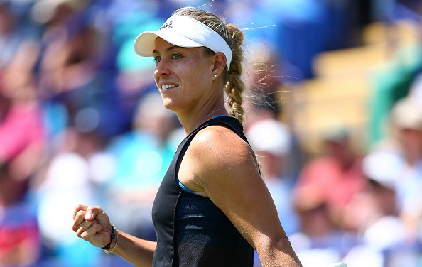 Eastbourne | Kerber to face Pliskova for title
