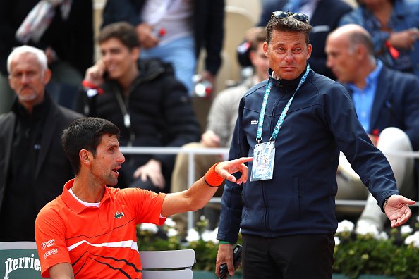 Paris   Djokovic rails at conditions while Nadal conquers them