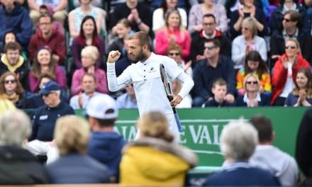 Nottingham   Evans looking for back-to-back titles