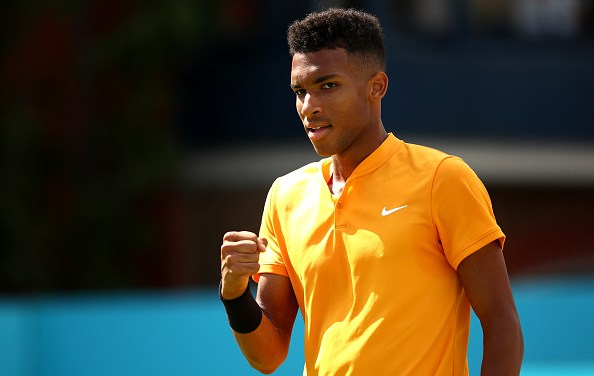 London | Auger-Aliassime is coming to the fore