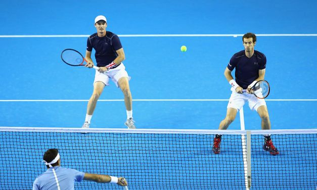 Washington | Andy Murray and Jamie Murray to play doubles together at Citi Open