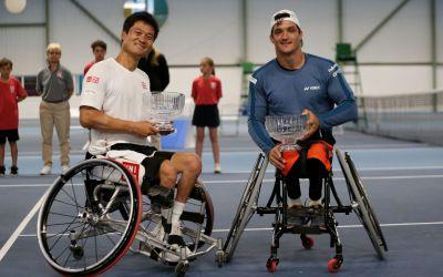 Nottingham | British Open Double Titles decided; Lapthorne set for Quad Singles Final