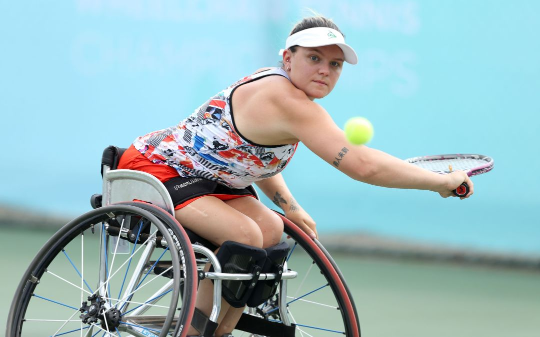 Nottingham | Whiley, Reid and Lapthorne into British Open QF
