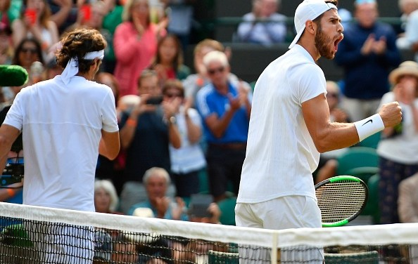 Wimbledon | Khachanov powers past Lopez