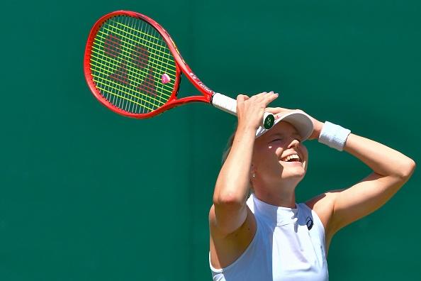 Wimbledon | Dart makes it into round three