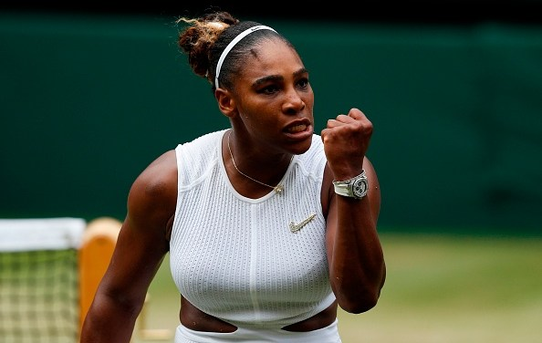 Wimbledon | Serena sails into semis with Riske win