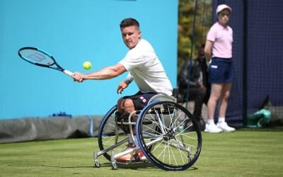 Wimbledon | British Wheelchair quartet draw seeds