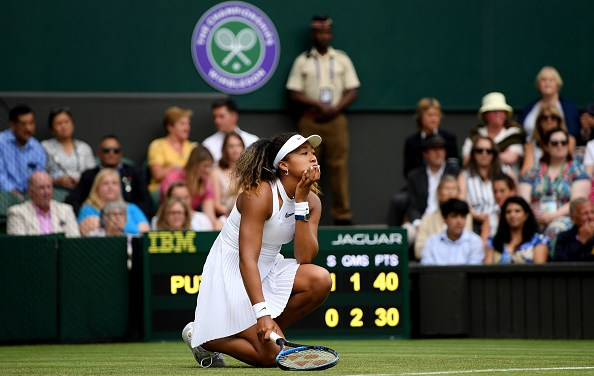 Wimbledon | Osaka falls at first hurdle