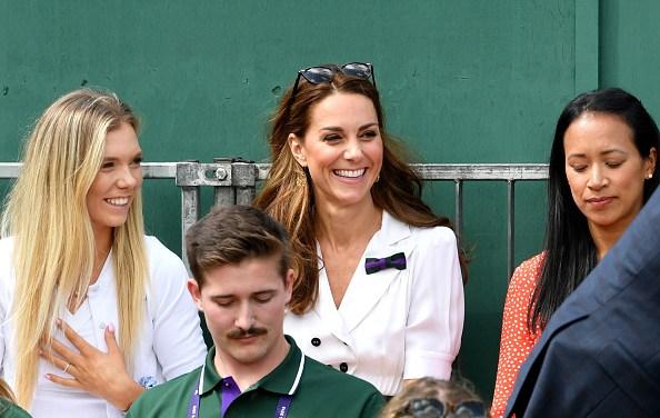 Wimbledon | Surprise Royal visit