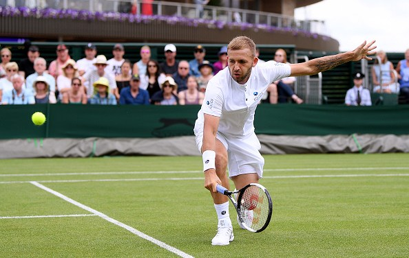 Wimbledon | Evans wins through but Ward loses out