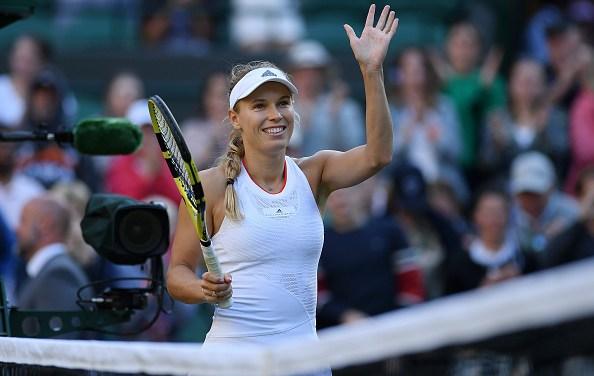 Wimbledon   Wozniacki scores revenge over Kudermetova