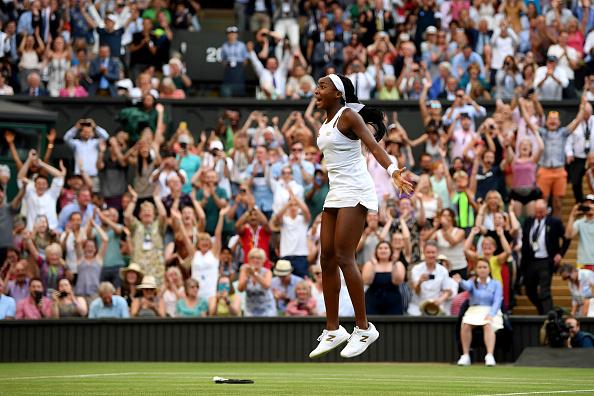 Wimbledon | Gauff guts it out to meet Halep next