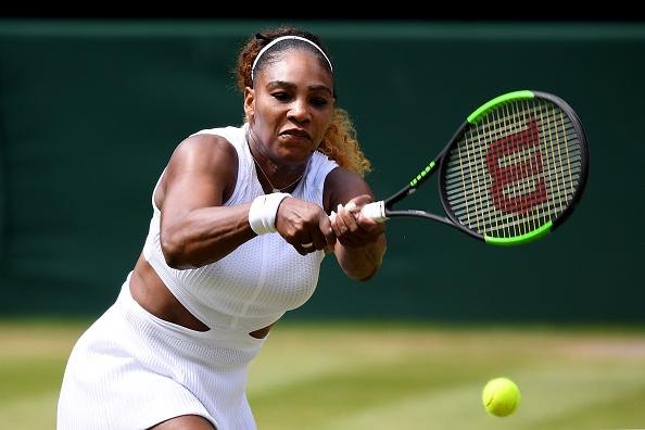 Wimbledon   Serena sets sight on record 24th Grand Slam title
