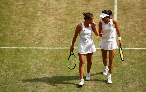 Wimbledon | Strycova bounces back to reach Doubles final